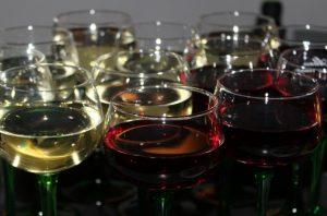 Wijnproeverij bij Le Chateau de ma Mere